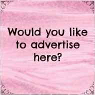Advertise with Laura's Blog
