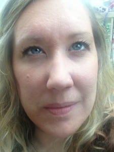 Me normal mascara close up