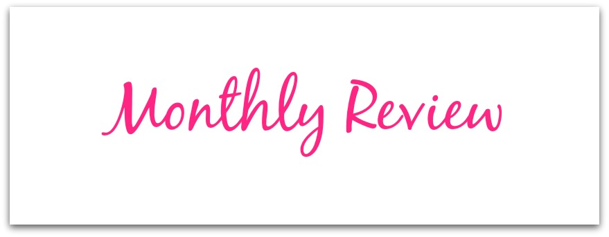 Monthly review banner