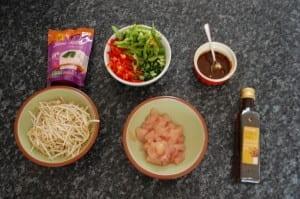 Slim rice recipe ingredients
