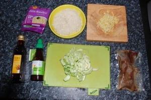 Slim noodles ingredients