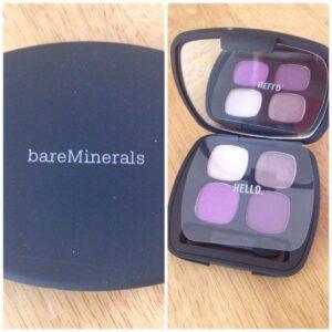 Bare minerals eye shadow