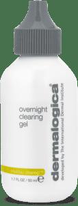 dermalogica overnight clearing gel
