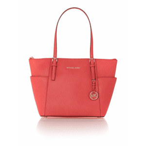 michael kors pink shopper