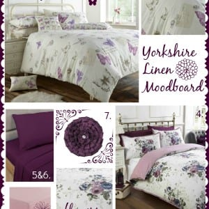 yorkshire linen moodboard