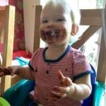 Aria chocolate face
