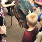 Logan bracknell t-rex