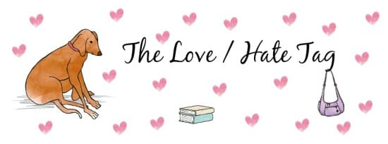 The love hate tag