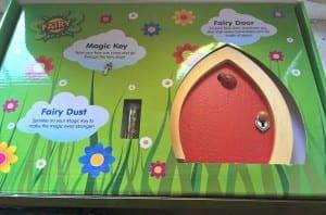 fairy door in box