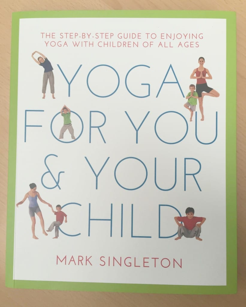 Yoga for you and your child book cover