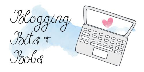 blogging bits and bobs category