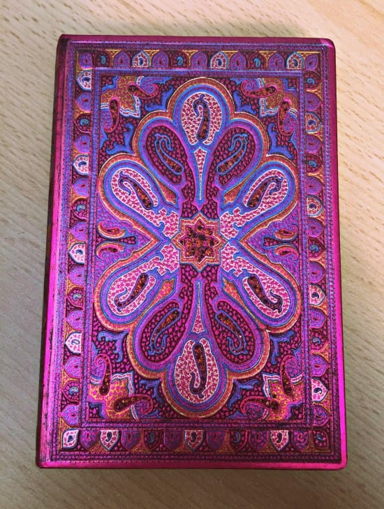 gratitude diary notebook