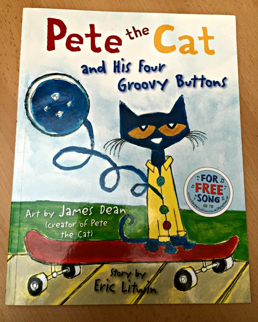 Pete the Cat and His Groovy Buttons