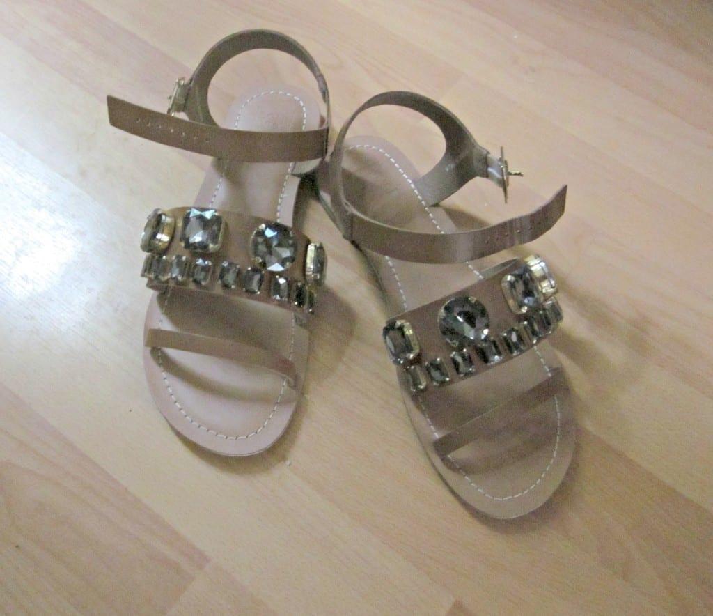 JD Williams Sole Diva Sandals