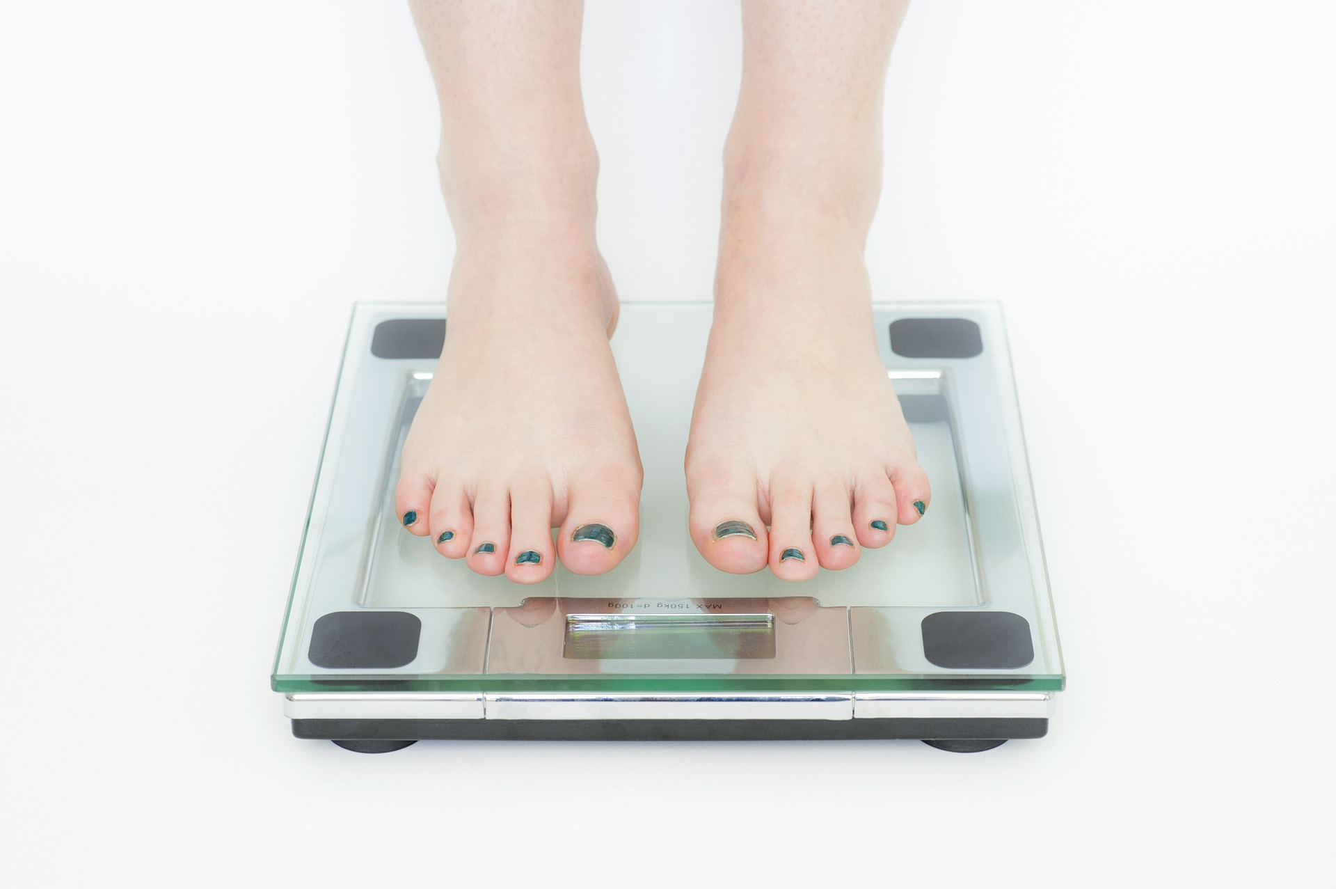 Weight loss - getting back on track