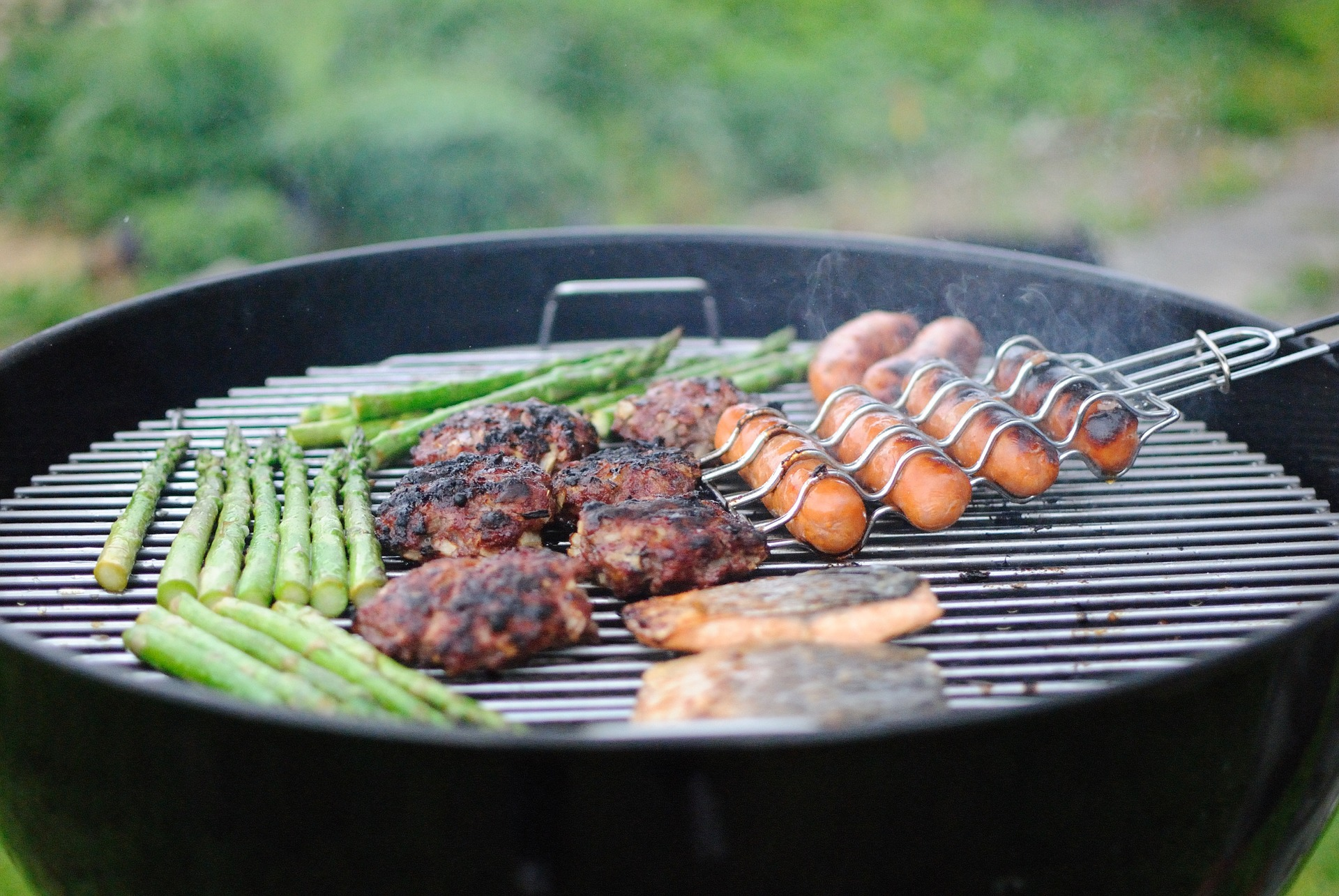 British Barbecue