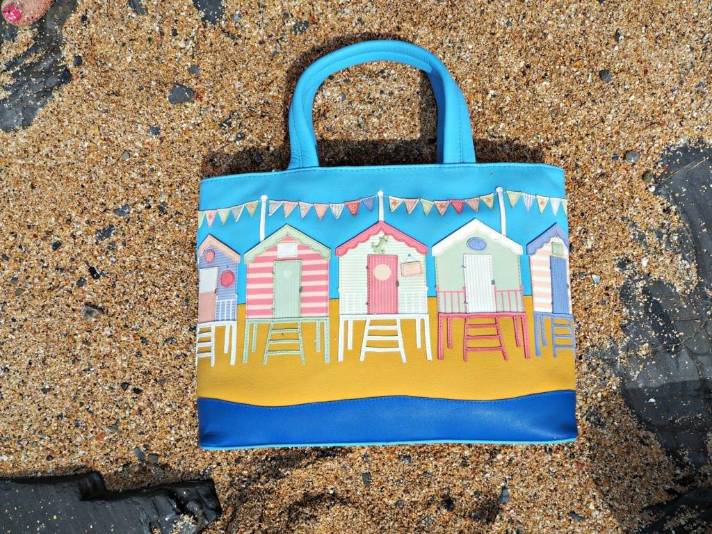 Yoshi Review - Beach Hut Bag Close Up