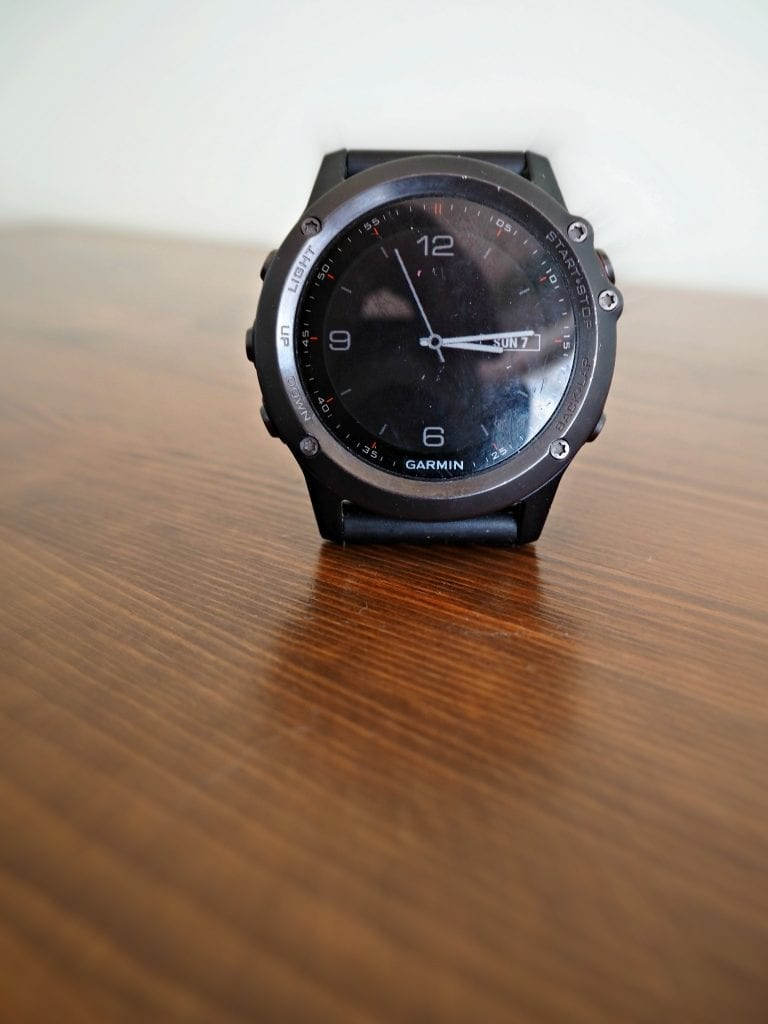 Garmin Fenix watch review