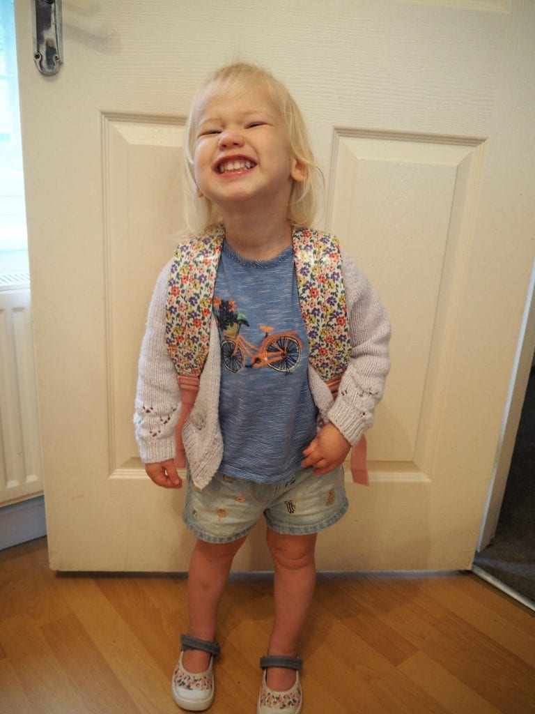 Aria-first-day-pre-school