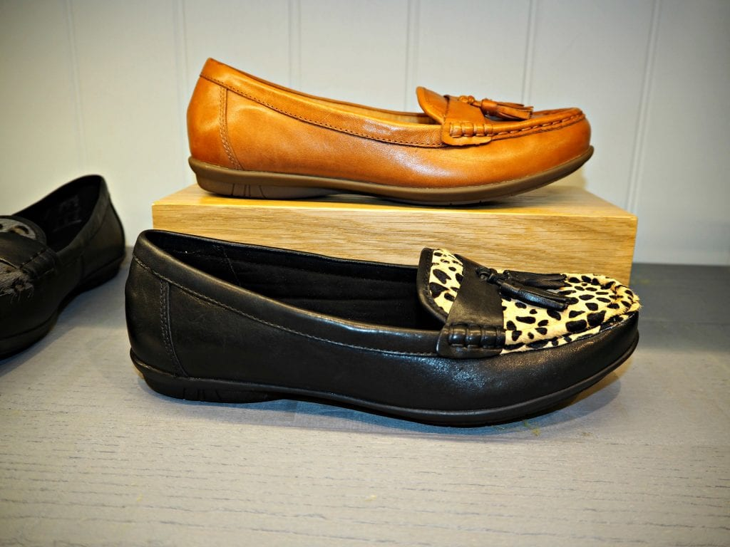 hotter-shoes-animal-print-loafers