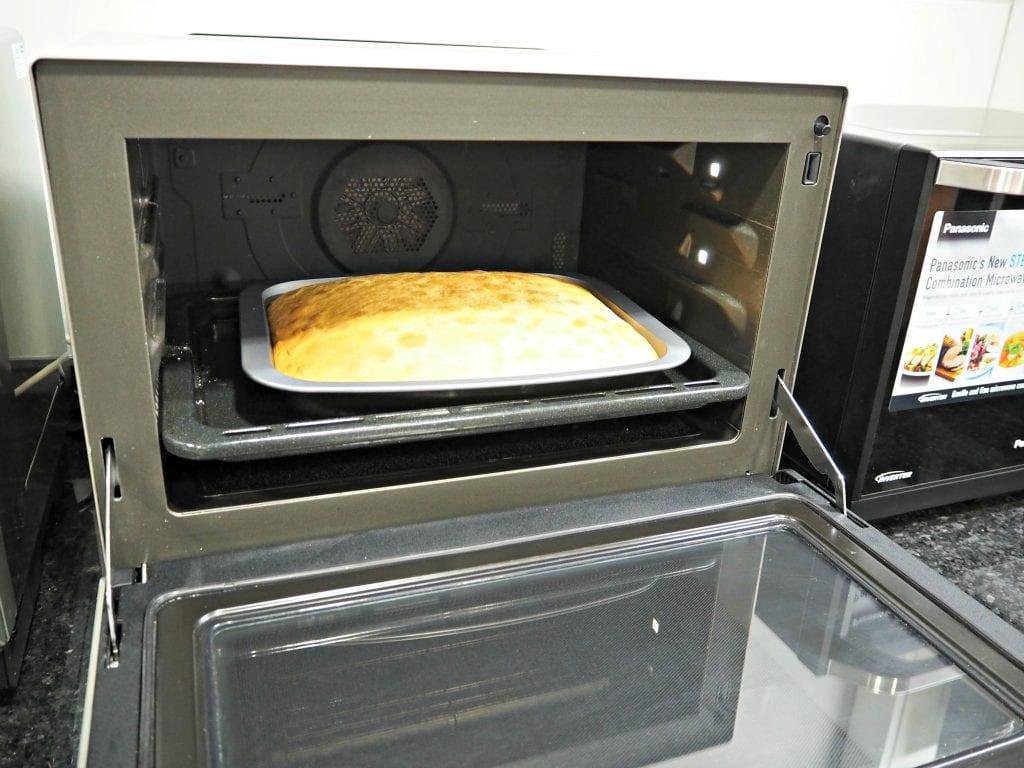 Panasonic-microwave-combi-oven