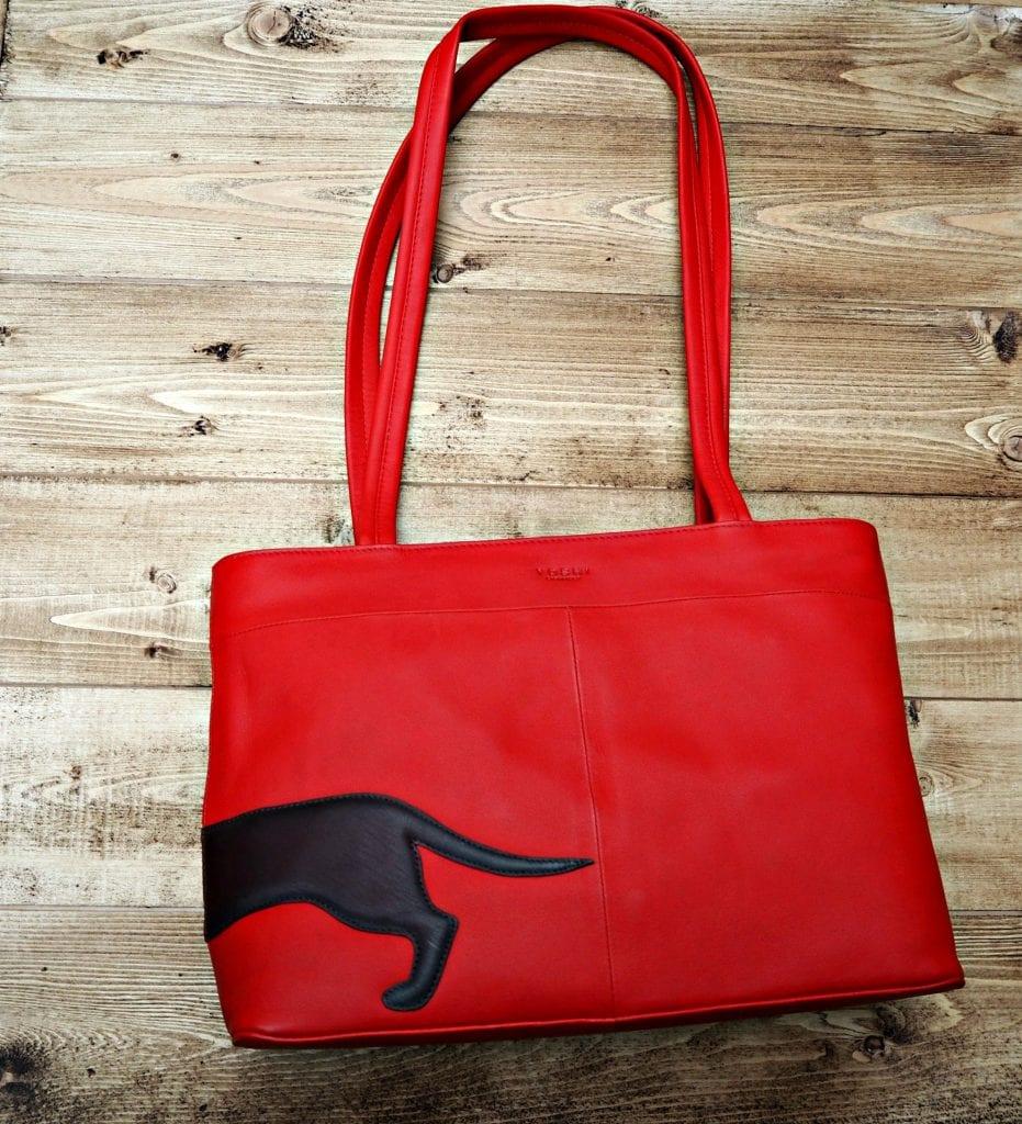 Yoshi Dottie bag back