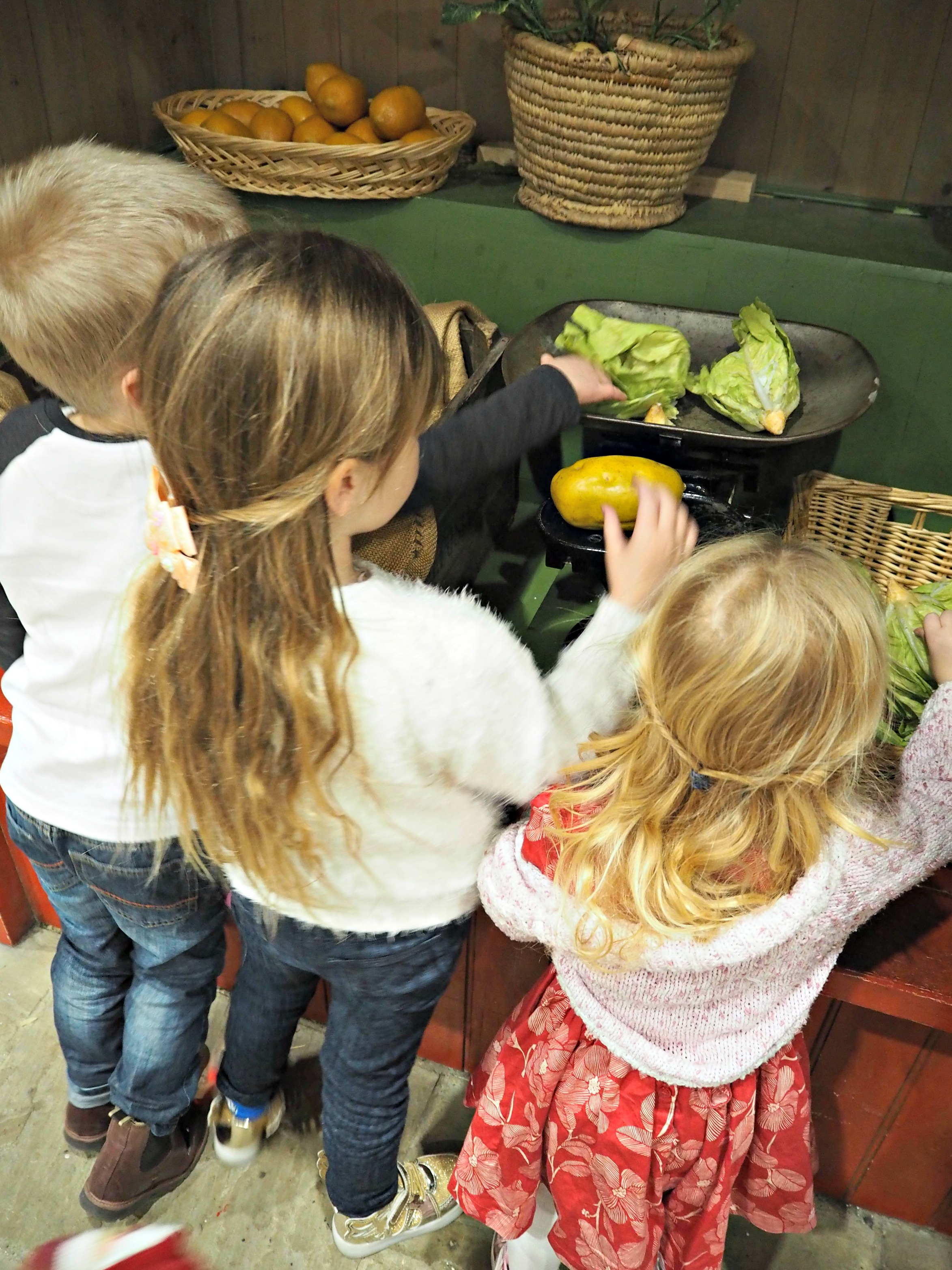 Milestones Museum Review green grocer