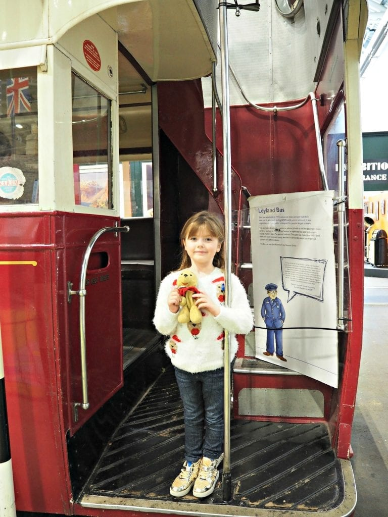 Milestones Museum Review on the bus 2