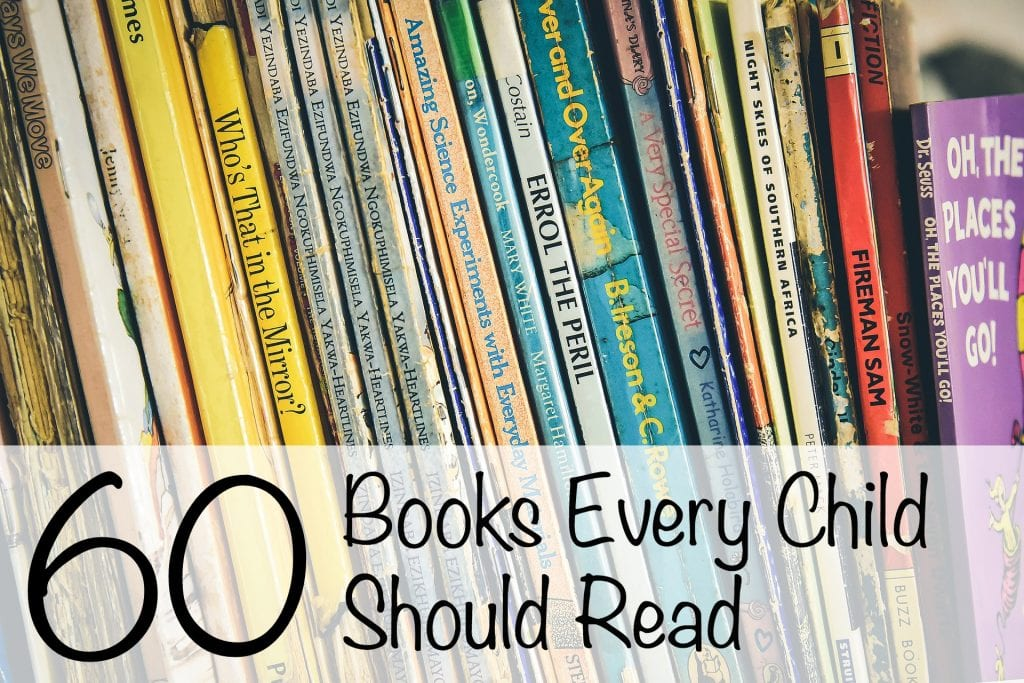 60 Books Every Child Should Read
