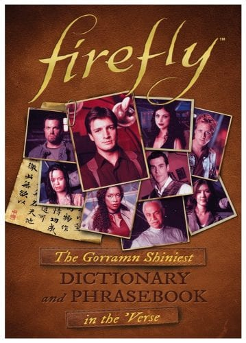 firefly dictionary and phrasebook