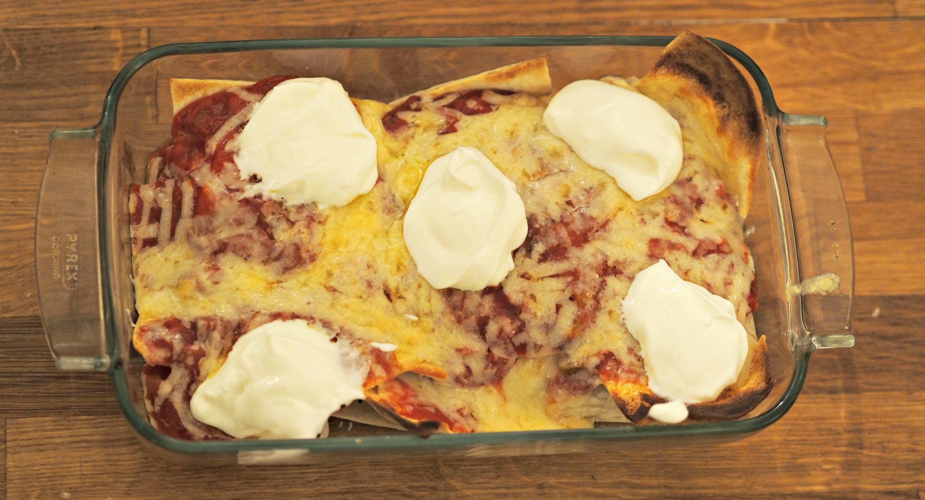 Simple Nachos Recipe