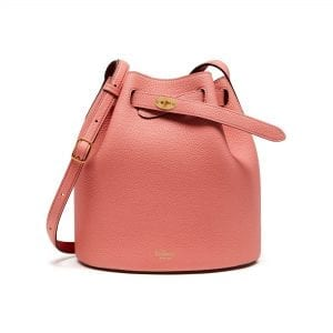 mulberry abbey bucket pink
