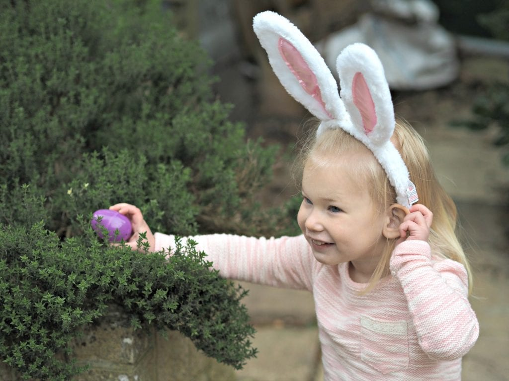 Easter with JCB Kids - Aria Easter egg hunt