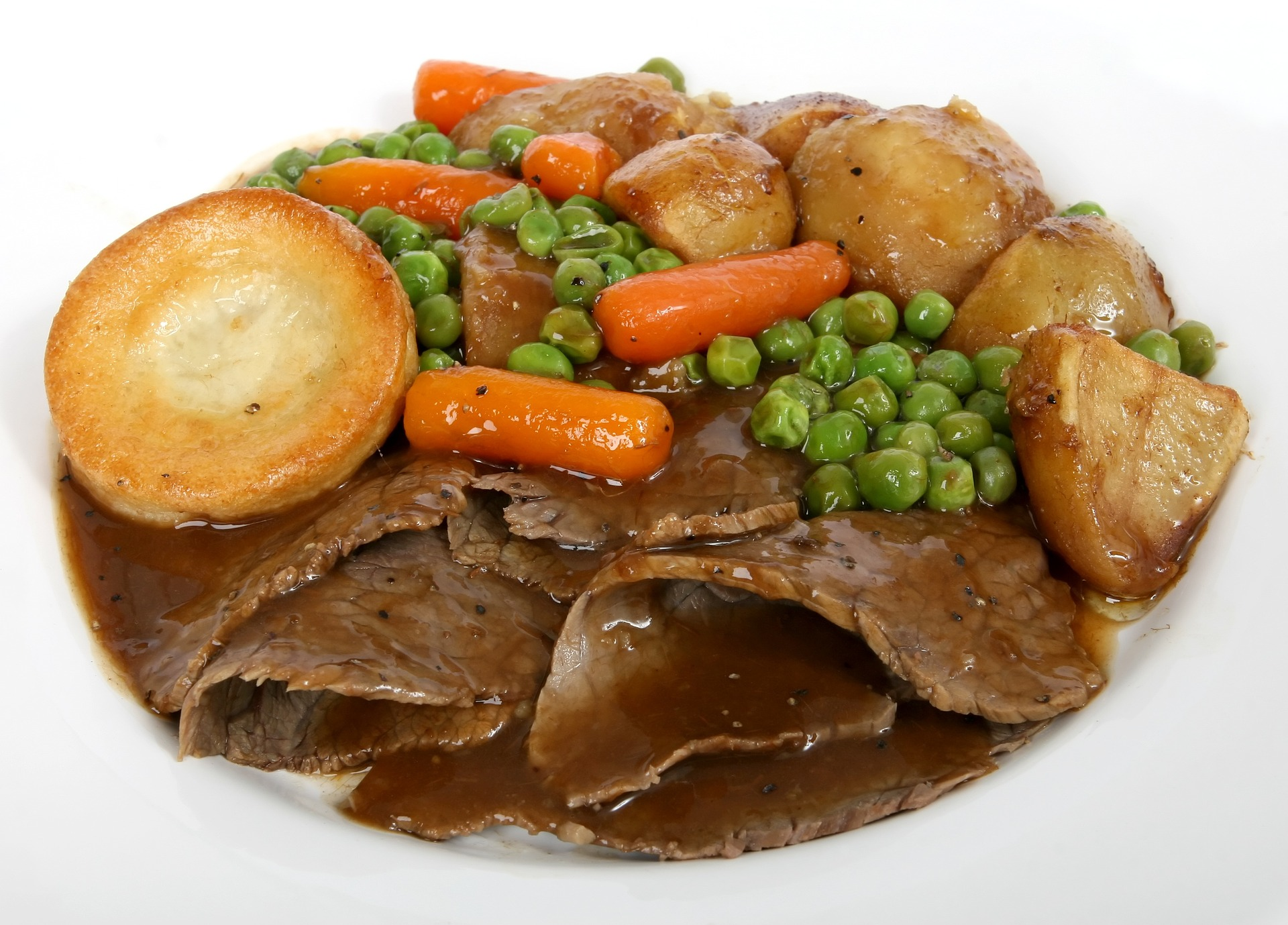 Why Roast Dinners Are Rubbish