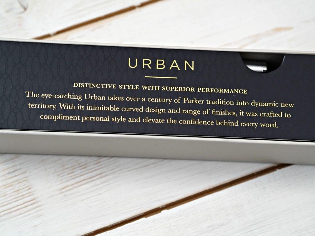 Parker Urban Premium Roller Ball Pen