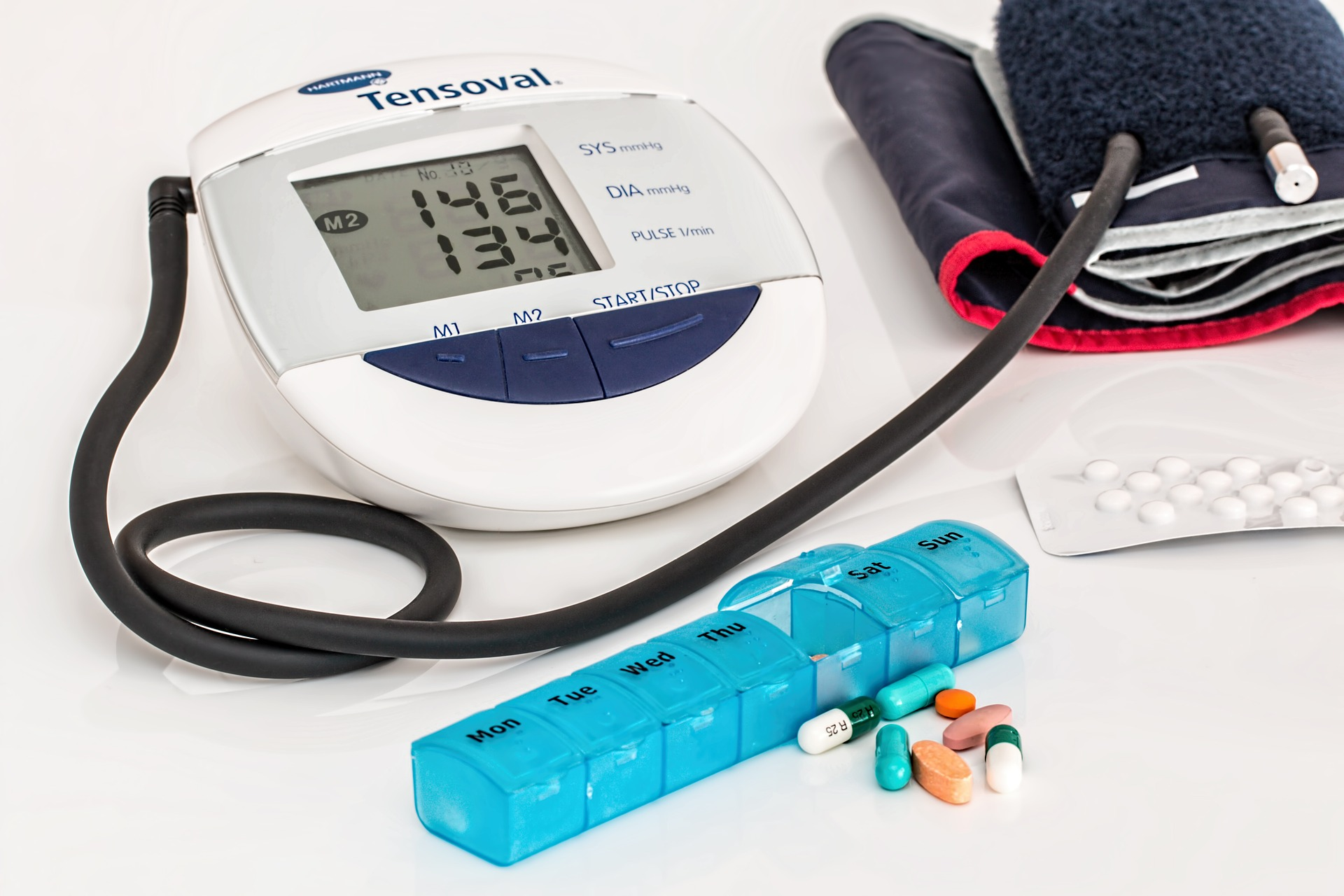 My Blood Pressure & Worrying About My Health