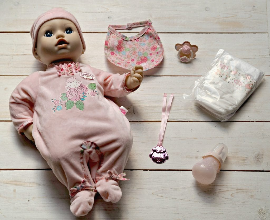 Review Baby Annabell Interactive Doll Laura S Lovely Blog