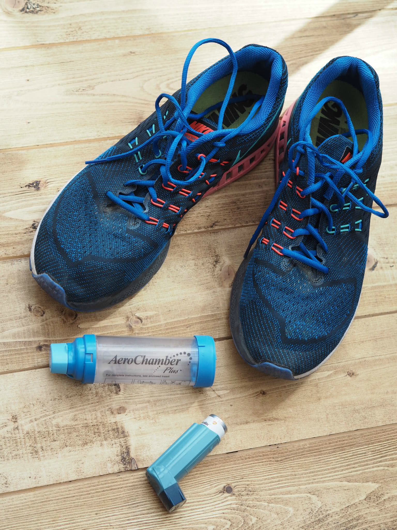 Heavy Breathing - Being Diagnosed Asthmatic as a Runner