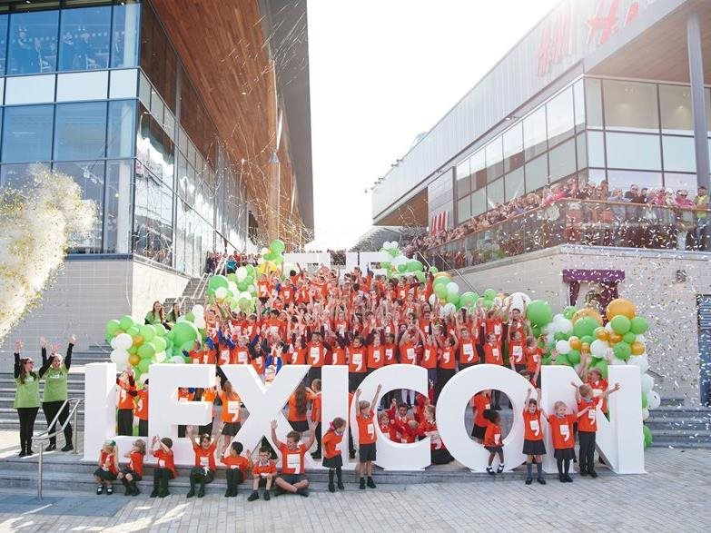 The Opening of the Lexicon in Bracknell