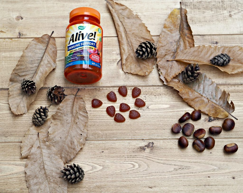 Getting Enough Vitamin D in your Diet in the Autumn and Winter Months
