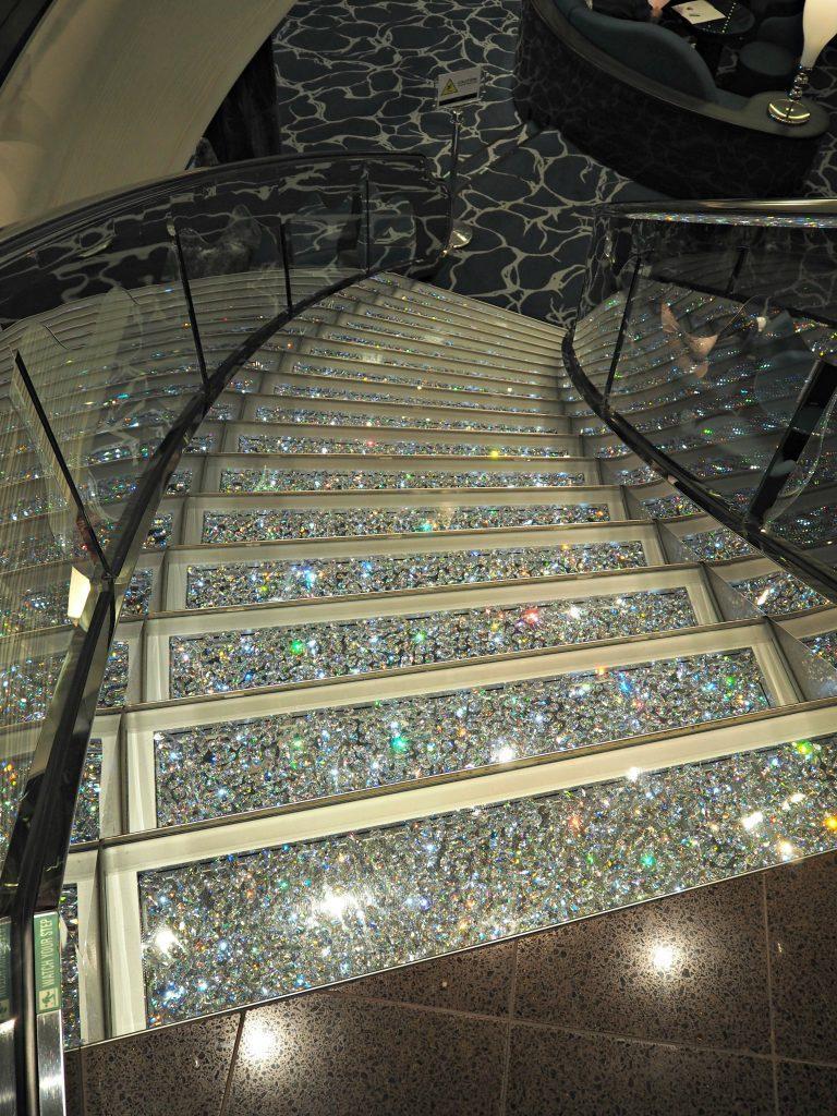 Swarovski-crystal-staircase