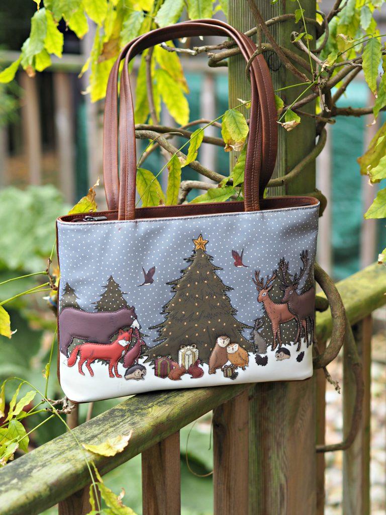Yoshi Winter Wonderland Handbag Review