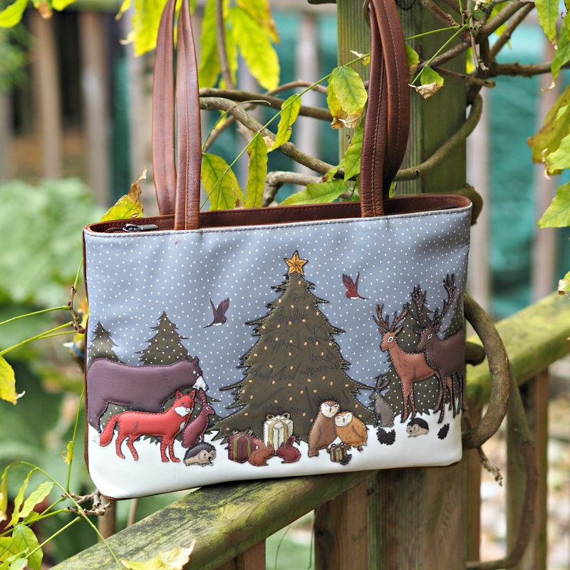 Yoshi Winter Wonderland Handbag Review