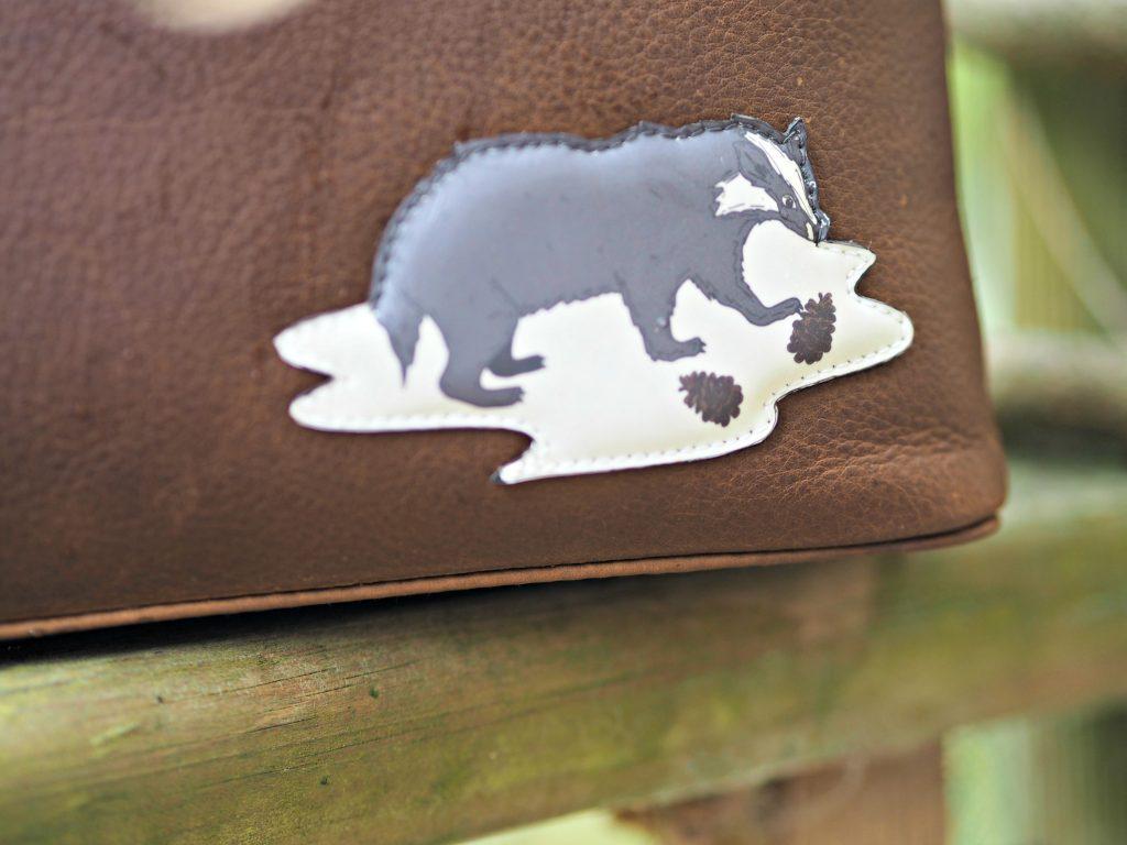 Yoshi Winter Wonderland Handbag - applique animals 3