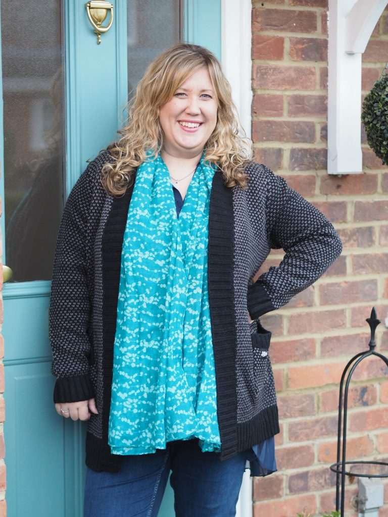 Saltrock Clovelly Knitted Cardigan Review.
