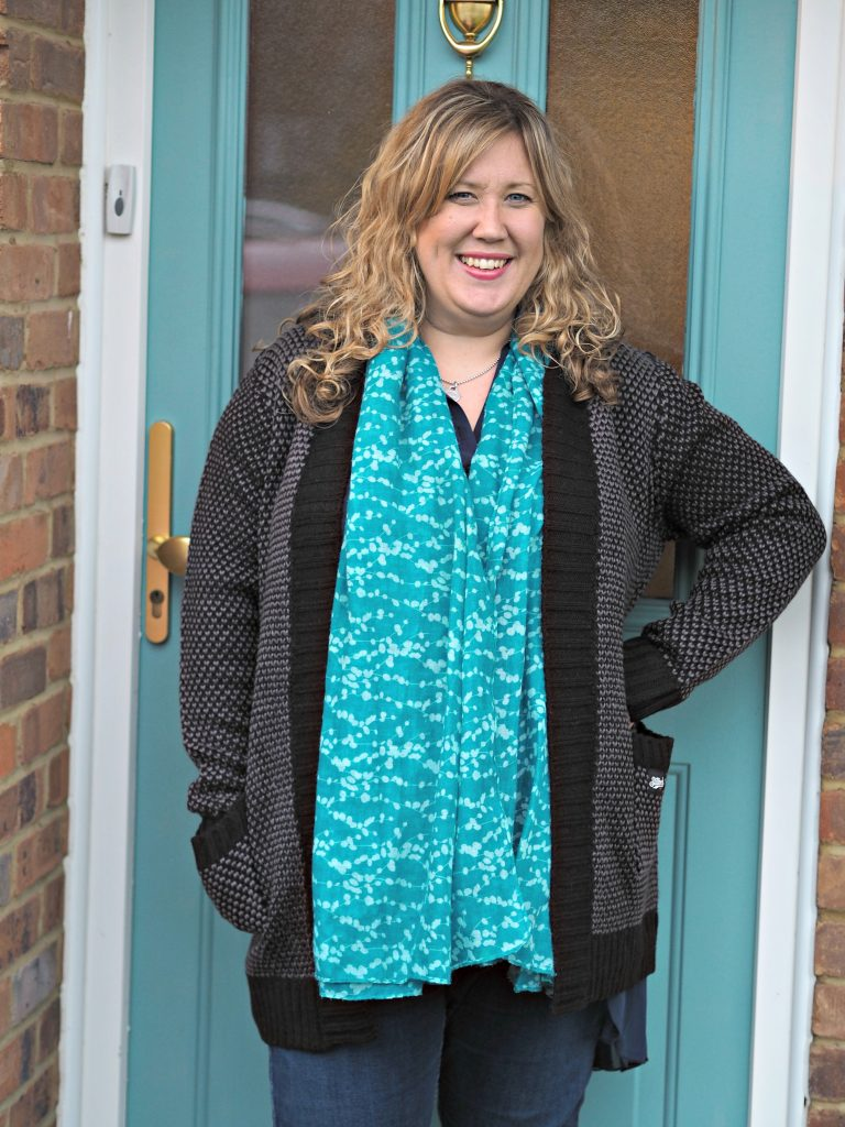 Saltrock Clovelly Knitted Cardigan Review - photo 2