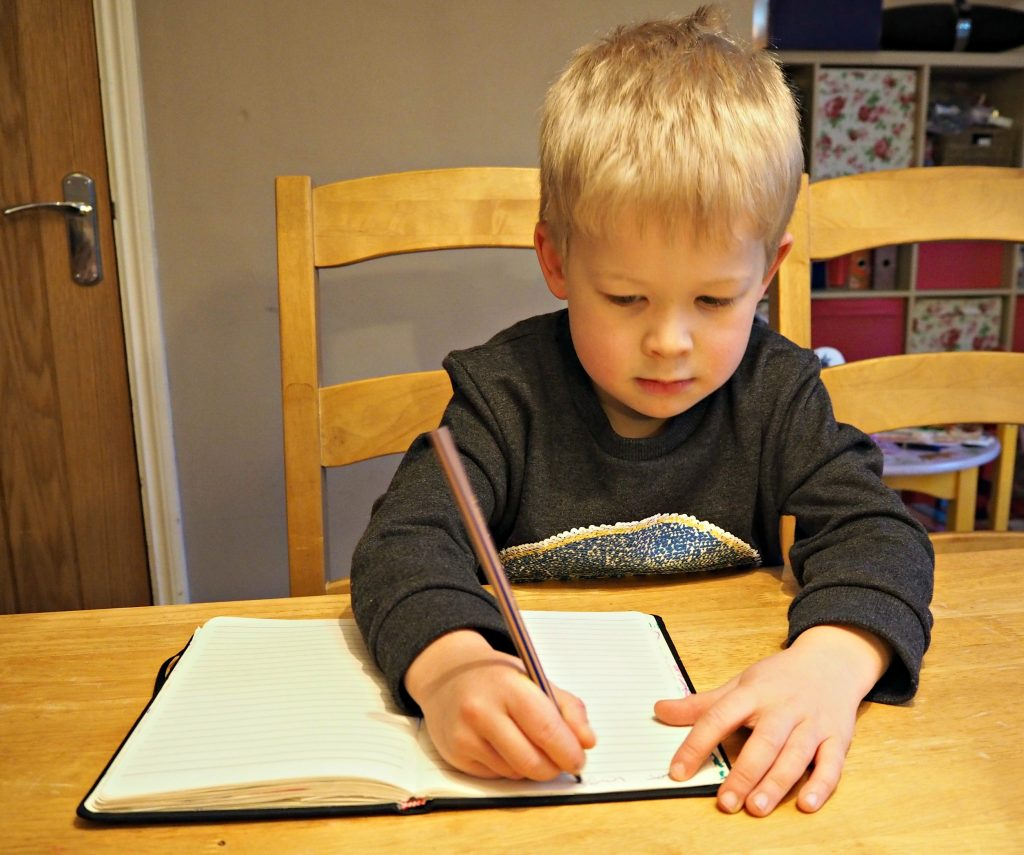 5 Tips for Improving your Child's Handwriting & Free Printables