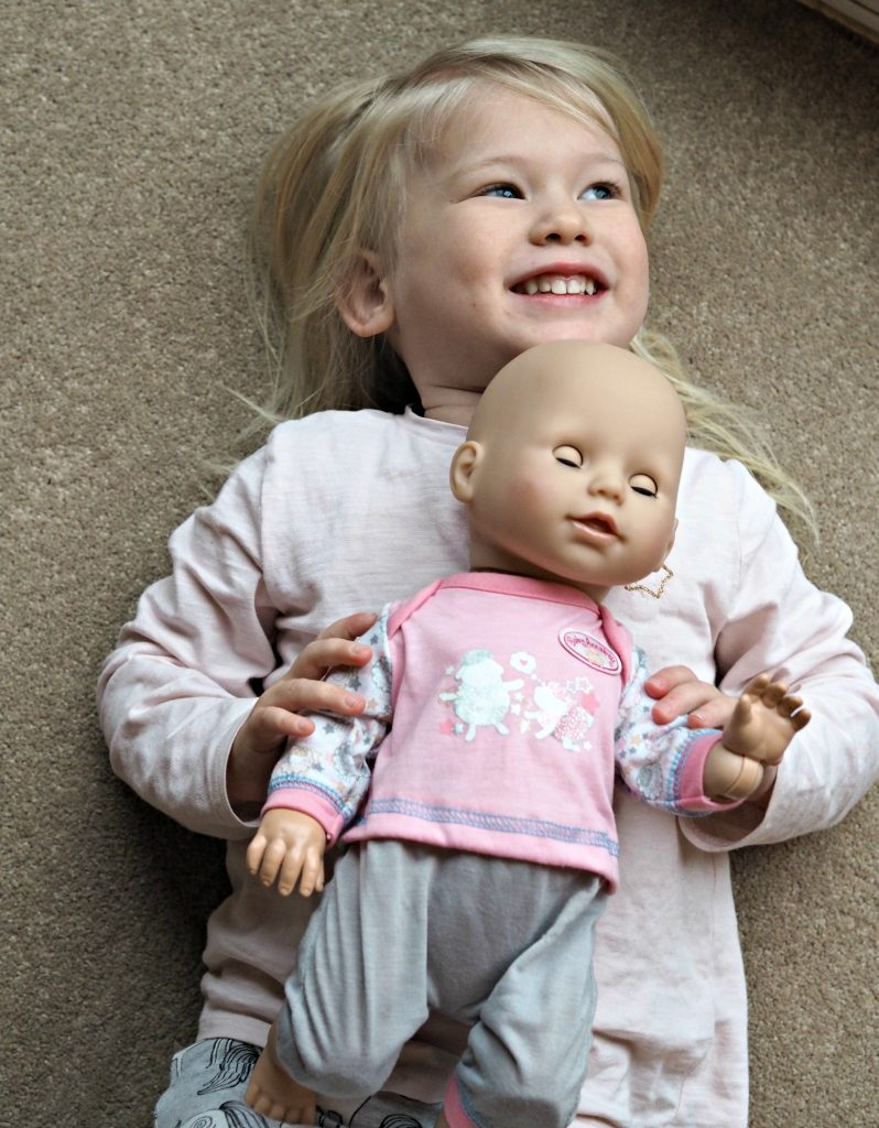 Milestone Myths with Baby Annabell Learns to Walk