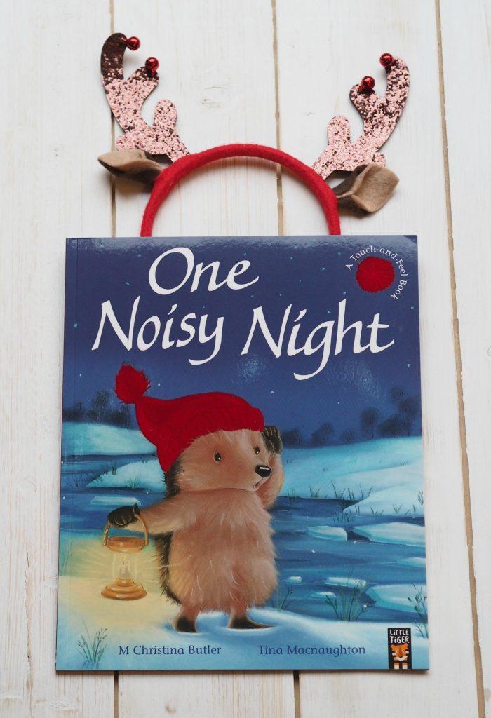 New Christmas Books Roundup - December 2017 - One Noisy Night
