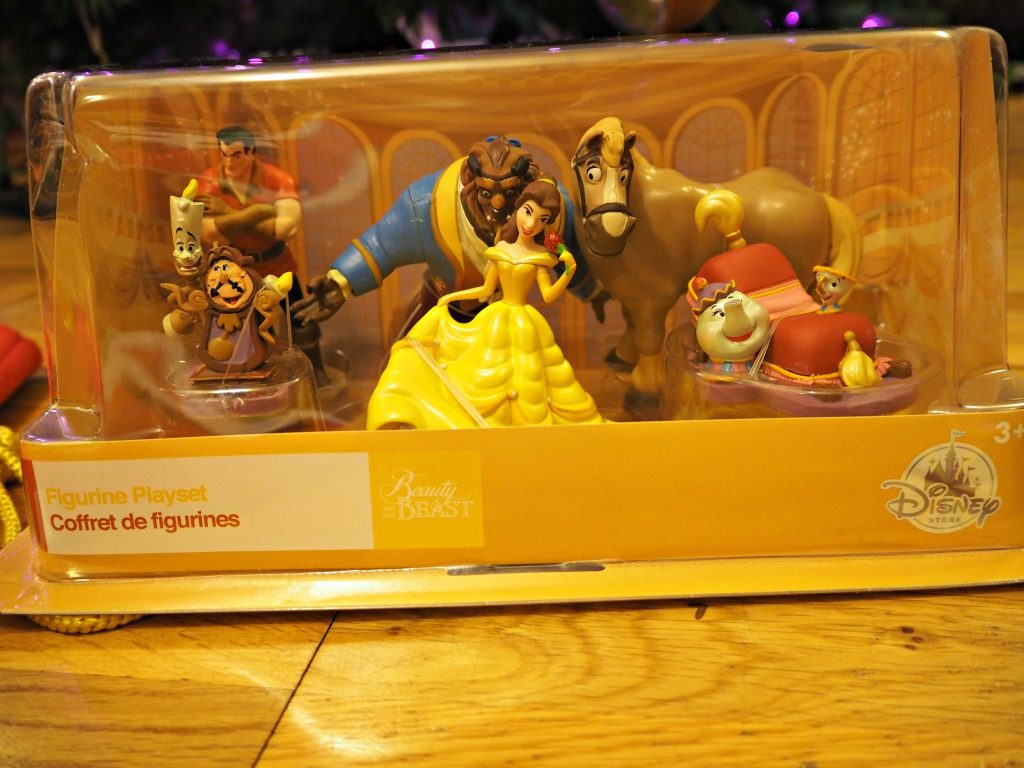 Personalised-Stockings-with-the-Disney-Store-Aria-with-personalised-stocking-Beauty-and-the-Beast-stocking-fillers-figurines